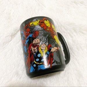 ✨3/30 Marvels Avengers Cartoon Comic Character Mug